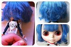 Hair Problems With Ayanami Rei...