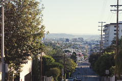 L.A in the autumn (Samantha_Louise_Photography) Tags: skyline america la us powerlines