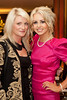 Maxine Spellman and Stephanie Murphy pictured at An Evening of Timeless Elegance at Hotel Meyrick. Photo Martina Regan