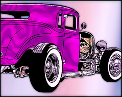 hot-rod-7-o (DreagusProd1) Tags: coloring layers restyle example enhancement graphic art experimental photoshop
