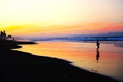 Red and Golden delight GC magnificence, (Psychic Insights) Tags: ocean sunset sea sky cloud love beach water sunrise landscape coast seaside warm outdoor dusk buddha shore harmony spiritual psychic partnerships karnic oceandusk