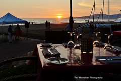 your table is ready (Rex Montalban Photography) Tags: sunset dinner mexico nuevovallarta grandmayan havanamoon rexmontalbanphotography vidanta
