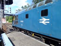 Class 26 (steven.barker57) Tags: british railways rail train diesel type 2 sulzer class 26 26038 loco locomotive preserved nymr north yorkshire moors railway heritage line uk england