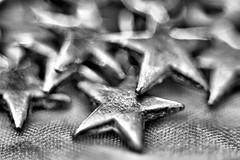 Fallen Stars (Kate~2112) Tags: stars macromondays metal