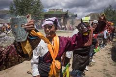 2016_Tibet_Flickr_2star-103 (arkienkeli) Tags: tibet repkong shaman festival tongren amdo