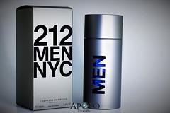 "Foto Producto ""212"" (Apolo Fotografa) Tags: perfume 212 colombia cajadeluz carolina herrera foto fotoproducto softbox apolofotografia"