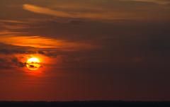 Shrouded (ArtGordon1) Tags: sunset sunrays sun summer evening august 2016 sky clouds cloud nature weather davegordon davidgordon daveartgordon davidagordon daveagordon artgordon1 london england uk walthamstow