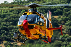 EC-135 de la UME (2016) (Daniel Ruiz.) Tags: ec135 famet ume ejercitodetierra nikond7000 sigma spotting eurocopter
