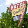 MO Newburg - Vernelle's Motel (lenmidgham) Tags: advertising roadside sign route66 ontheroad roadtrip newburg missouri unitedstates us