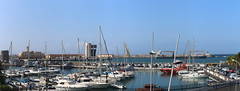 PANORAMA 433 (anyera2015) Tags: ceuta canon canon70d panorama panormica puerto