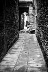 Hard life in Venice ... (alessandrafinocchiaro67) Tags: monochrome blackwhite streetlife venice nikond750 street