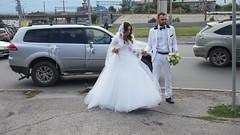 Novosibirsk. August 2016 (nikolasrybin) Tags: russia august summer siberia traveling novosibirsk urban street 2016 architecture olympus pen epl3 wedding