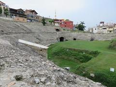 Albania - Durres - Amphitheatre (JulesFoto) Tags: albania durres romanamphitheatre