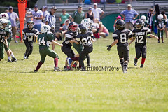 IMG_7862eFB (Kiwibrit - *Michelle*) Tags: cmfl football jamboree maranacook school pee wee kids monmouth winthrop lisbon game play 082716