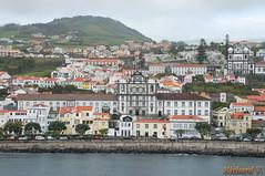 Horta (Aores, Portugal) - 3171 (rivai56) Tags: escale de croisires portugal horta aores ms ryndam compagnie holland america