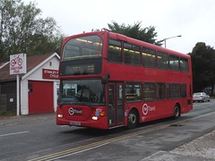TM Travel 1172 Matlock (Guy Arab UF) Tags: tm travel 1172 yn56fdv scania n940ub east lancs omnidekka bus matlock derbyshire wellglade buses wellgladegroup metrobus 941