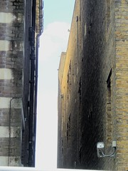 Phoenix Wharf (Avvie_) Tags: frances coles london east spitalfields aldgate whitechapel jack ripper stepney wapping catherine wheel alley swallow gardens st georges mortuary