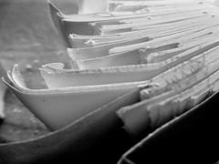 detail - shape of a story (Ines Seidel) Tags: paper altered book alteredbook shape gestalt pattern bw pages detail story apart papier buch zerschneiden blätter geschichte getrennt