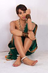 South Actress SANJJANAA Photos Set-6-Mahanadi Clips (4)