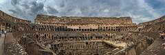 (Robertoreza1215) Tags: pano panorama coliseum italy rome