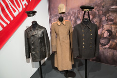 Soviet uniforms (quinet) Tags: 2011 2014 aurora czech nationalmuseum národnímuzeum prag prague praha soviet tschechisch soviétique sowjetisch tchèque uniform uniforme czechrepublic