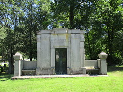 Sleepy Hollow Cemetery - Purdy Mausoleum (jrozwado) Tags: northamerica usa newyork sleepyhollow purdy mausoleum