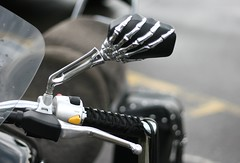 Going for a Cruise? (janroles) Tags: outdoor vehicle motor road bike mirror cruise chrome travel ride touring transport closeup motorcycle depthoffield dof canoneos400d flickr motorbikesmotorcyclesopentoall