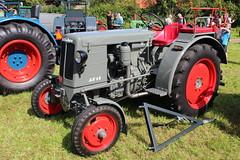 1956 Schlter AS 15 tractor (Davydutchy) Tags: ruinerwold oldtimerdag oldtimer klassiker vetern tractor trekker trecker schleppmaschine   schlter august 2016