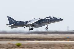 AV-8B Harrier (Trent Bell) Tags: aircraft mcas miramar airshow california socal 2016 magtf demo av8b harrier military