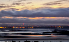 Mersey Sunset (4 of 4) (andyyoung37) Tags: halelighthouse merseyestuary runcorn uk cheshire sunset themersey england unitedkingdom gb