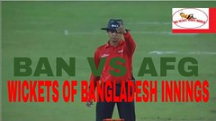 ###WICKETS oF BANGLADESH INNINGS||BANGLADESH VS AFGANISTAN 1ST ROCKET ODI SERIES (sarker175) Tags: wickets of bangladesh innings||bangladesh vs afganistan 1st rocket odi series