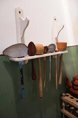 Antique kitchen spoons (quinet) Tags: 2015 antik berlin germany lffel mittemuseum ancien antique cuillres spoons