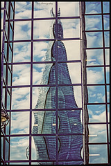Reflections (dark-dawud) Tags: theshard reflections glass art
