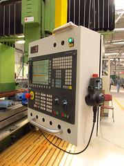 Digital controller for milling machines (transport131) Tags: bdzin t kzk gop frezarka lathe zajezdnia depot