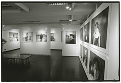 HIKARINOKO (Tamakorox) Tags: student highschoolstudent portrait art exhibition placem canonf1 kodaktmax iso400 japan japanese asia lights shadow pleasure graduate love         analoguecamera bw film fuji