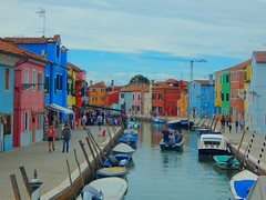 (cecelysterlingmaisel) Tags: architecture buildings colorful canals burano venice