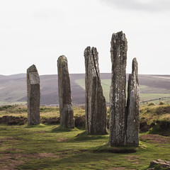 Ring of Brodgar (Daveography.ca) Tags: standingstones highlands gb greatbritain hills stones unitedkingdom scotland brodgar henge ringofbrodgar stone stromness ancient neolithic prehistoric stonecircle uk orkney