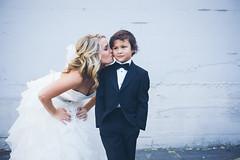 Emily & Joe / West End Theater Wedding