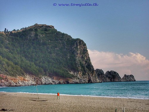 Kleopatra Beach, Alanya, Turkey - 3842