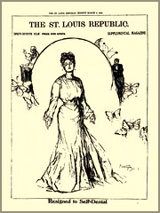 1905  5 March,  The St. Louis Republic Sunday Magazine  drawing by Parkington (carlylehold) Tags: history st mobile louis stlouis email here mo smartphone stories tmobile happens haefner carlylehold solavei haefnerwirelessgmailcom historyhappensherest