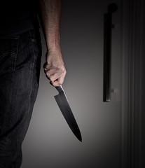 43/52 - Creepy (Sean Kelly Aus) Tags: knife creepy 2012 week43 strobist 522012 52weeksthe2012edition weekofoctober21