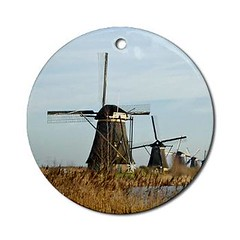 "Christmas Ornament : Five Dutch Windmills • <a style=""font-size:0.8em;"" href=""http://www.flickr.com/photos/44019124@N04/8179990598/"" target=""_blank"">View on Flickr</a>"