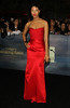 Tracey Heggins at the premiere of 'The Twilight Saga: Breaking Dawn - Part 2' at Nokia Theatre L.A. Live. Los Angeles, California