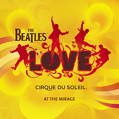 The Beatles LOVE at the Mirage Las Vegas (Osprey Observer) Tags: