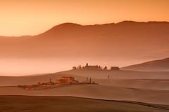 Sweet Memories (Corsaro078) Tags: mist fog landscape hills tuscany toscana nebbia paesaggio colline