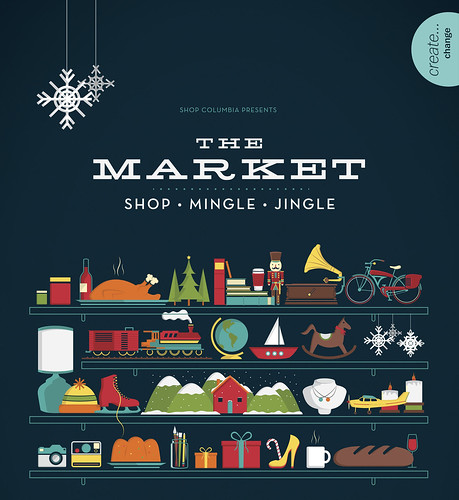 ShopColumbia presents: The Market