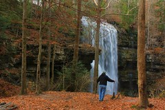 IMG_5409 (fallingwater123) Tags: nature creek canon waterfall stream hiking tennessee hike trail sparta cataract naturephotography whitecounty middletennessee virginfalls 60d virginfallspocketwilderness virginfallsstatenaturalarea