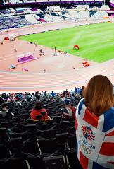 Team GB (Neilhooting) Tags: stadium olympics london2012 runningtrack teamgb