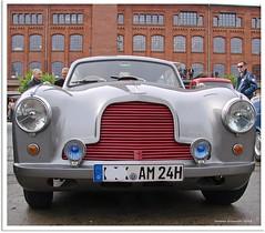 KLASSIKSTADT 2012 - Aston Martin