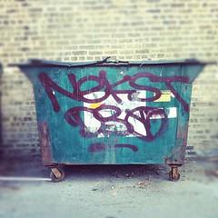NEKST (billy craven) Tags: chicago graffiti rip msk d30 nekst uploaded:by=instagram